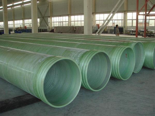 大口徑玻璃鋼排污管道